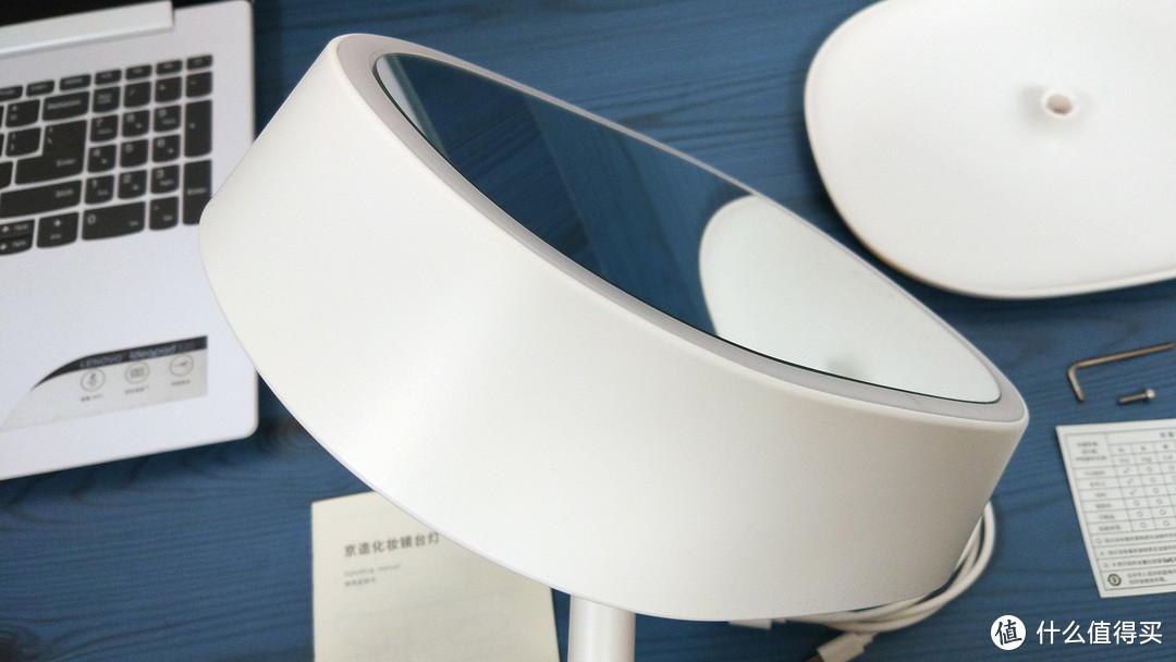 妆容精彩纷呈,京造复古化妆镜还你一个真实的色彩——H-JZ-01化妆镜