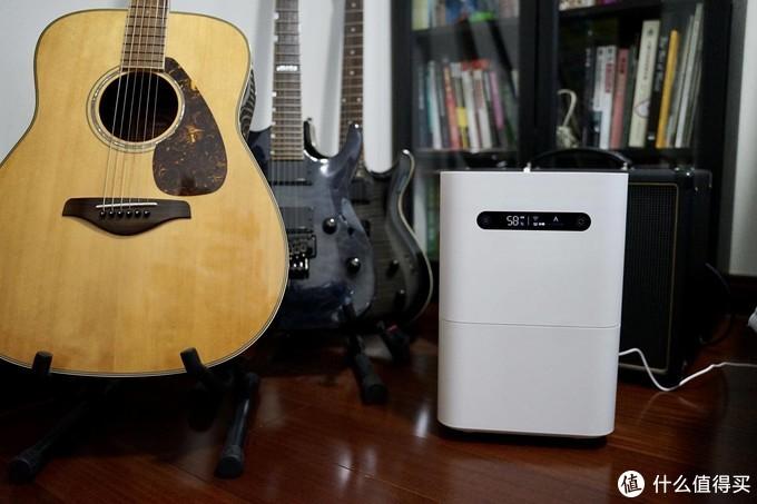 吉他爱好者的选择:智米纯净型加湿器2 测评体验
