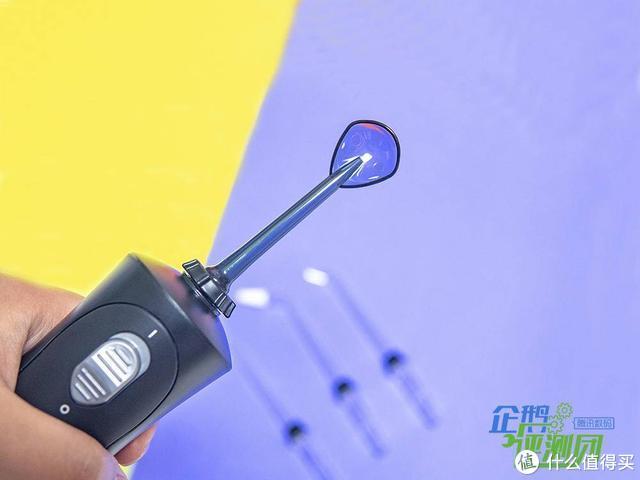 来自美国牙医的选择:洁碧WP-462EC冲牙器使用体验