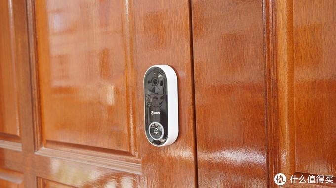 """自建小院里装上看家""""神器""""-360可视门铃,猫眼门铃摄像头全都齐了"""