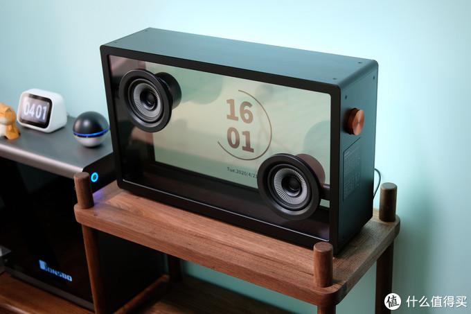 不仅好听而且好看,带你全方位了解MORROR ART悬浮歌词透明蓝牙音箱
