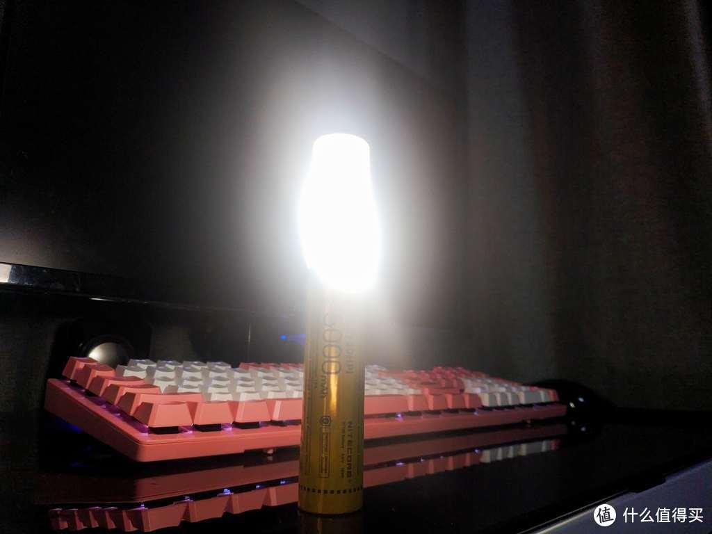 智趣光芒--奈特科尔21700智能电池系统体验
