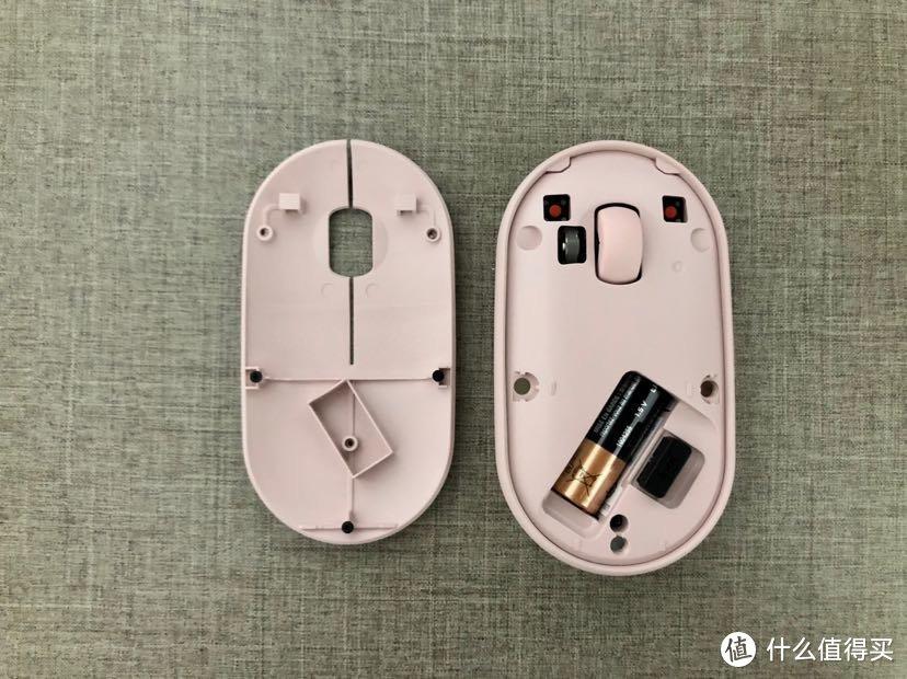 可爱就是正义,罗技K380+pebble无线蓝牙键盘鼠标。最后还有倍思扩展坞喔