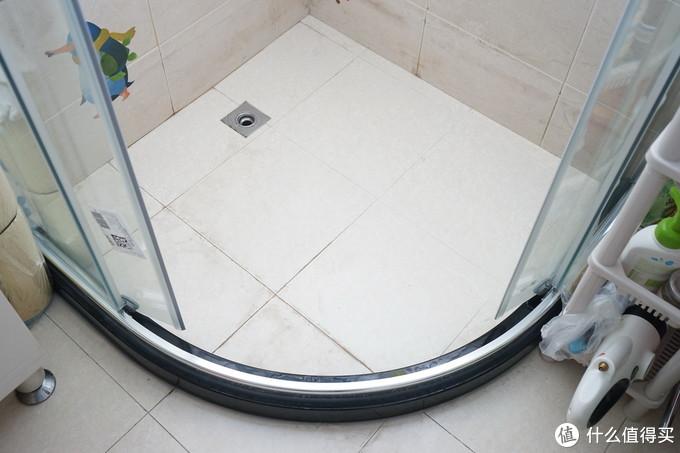 拿起工具改起来:九牧 M3E11 淋浴房 & 莱尔诗丹 2089B85 5套装浴室挂架