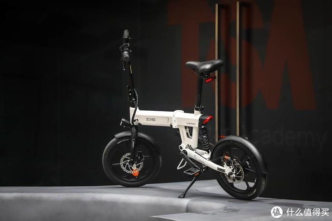 年轻人的第一辆「私家车」?HIMO Z16 折叠电动助力车开箱体验