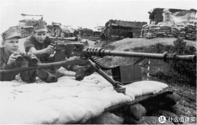 越南战场上的狙击版M2