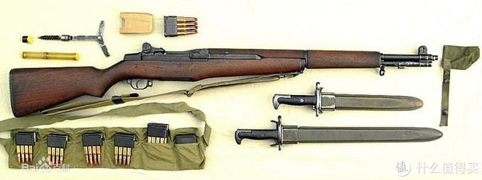 M1加兰德步枪全套
