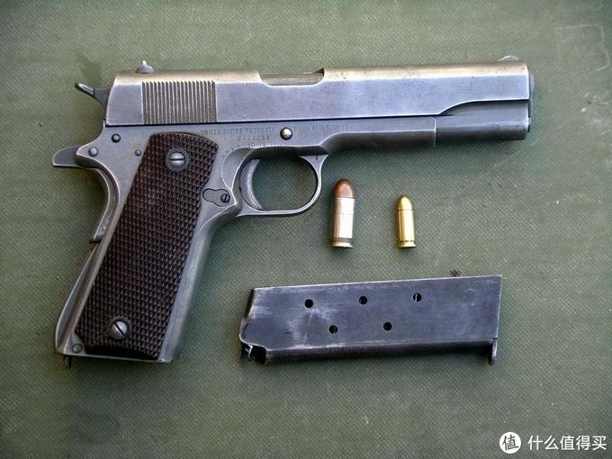 M1911柯尔特自动手枪