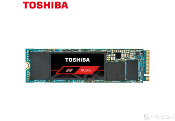 PCIe x2接口的东芝RC500