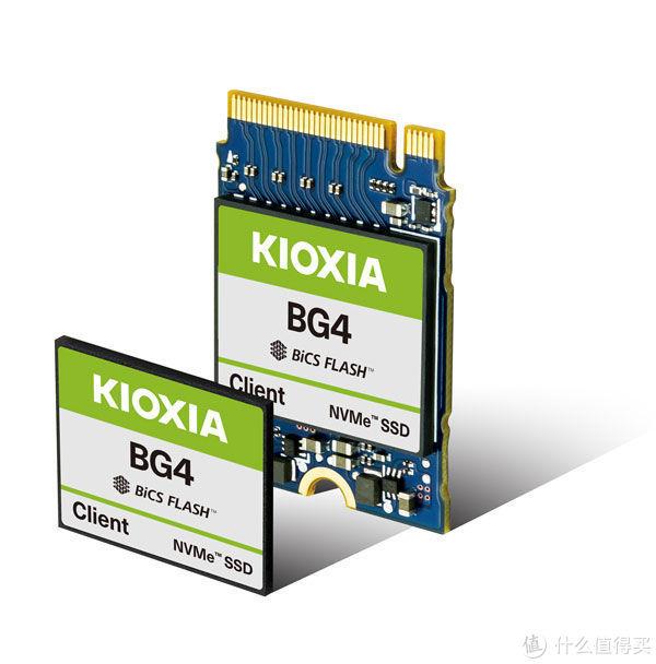 运用了HBM技术的恺侠(东芝)BG4 SSD,图片来自恺侠官网