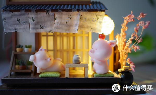 我制作的日式小屋(弘达)