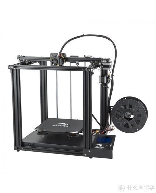 这种打印机相比较于i3来说,因为平台只需要上下,所以稳定性更好