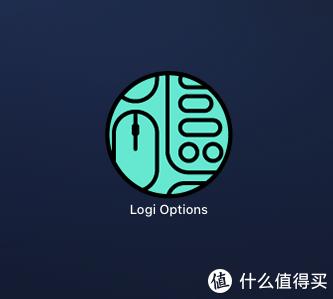 在macOS里显示Logi Options