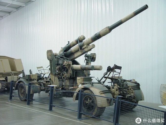 Flak36 88毫米高射炮