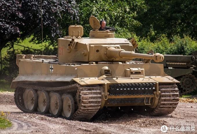 目前唯一能开动的虎式坦克