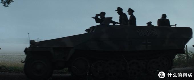 最后一战前出现的德国半履带车