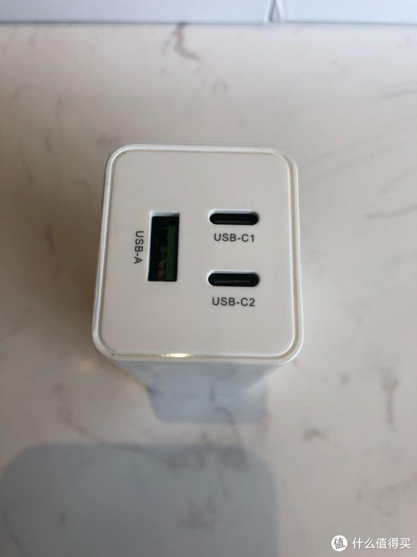 他们说发热不是很大—毕亚兹65W充电头+100W数据线氮化镓套装
