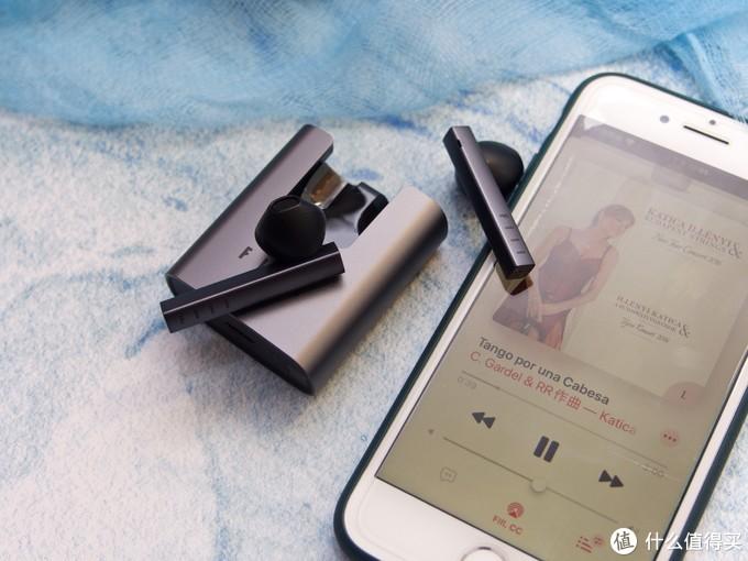 比AirPods更有颜值!汪头条399元的德系诚意之作Fiil CC真无线蓝牙耳机
