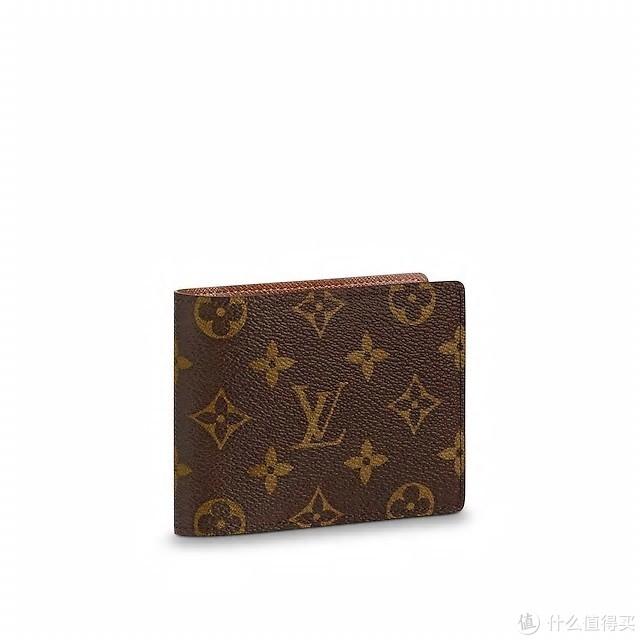 LV两折钱包