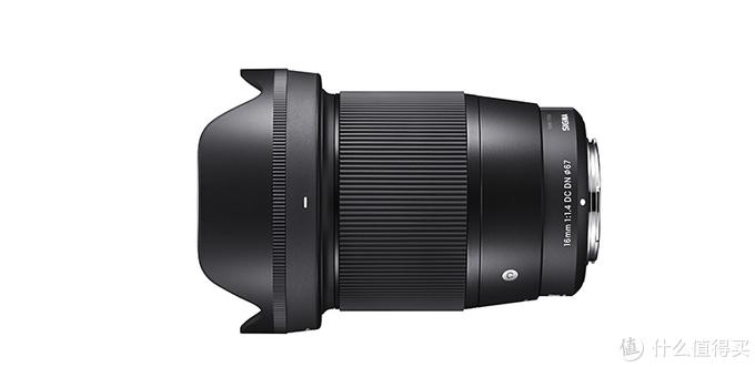 适马16mm f1.4DC DN