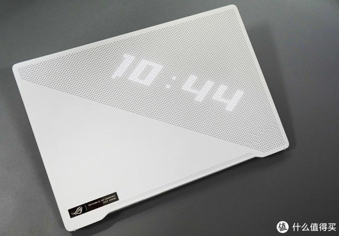ROG玩家国度幻14笔记本(AMD R9 4900HS+RTX2060版)开箱小测