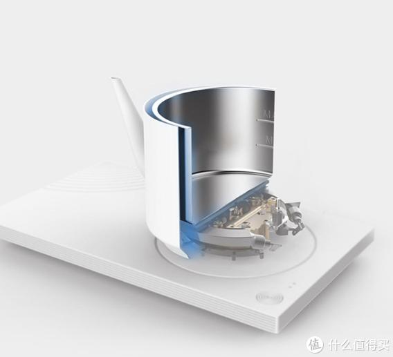 坐下来,煮上一盏茶,小坐恒温电热水壶体验。
