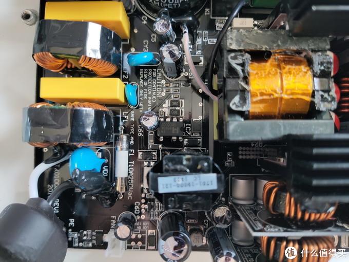 安钛克Neo ECO NE550 Gold金牌模组电源拆解报告