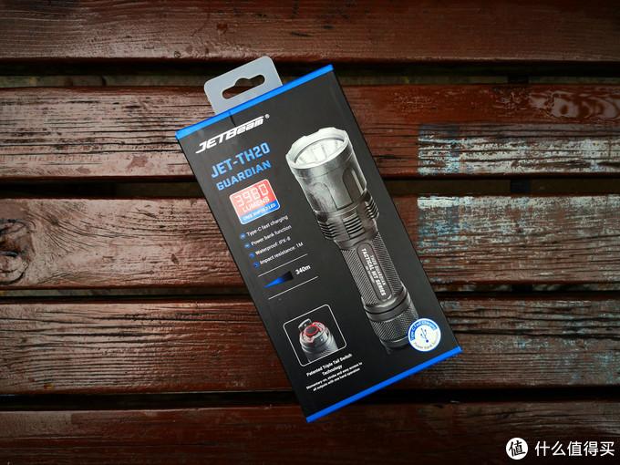岁月磨砺印迹 唯有经典永存----杰特明2020款TH20手电入手体验