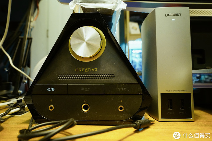 创新 SoundBlaster X7