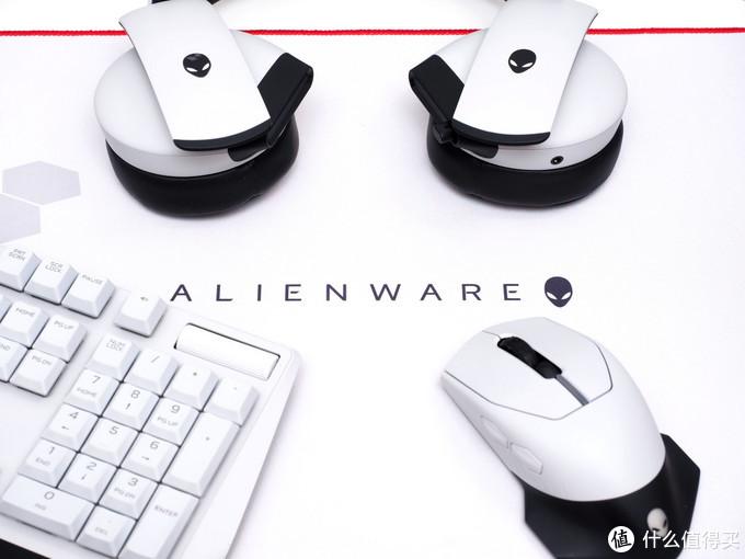 第五类接触——外星人AW510H、AW510K、AW610M游戏套装开箱简评