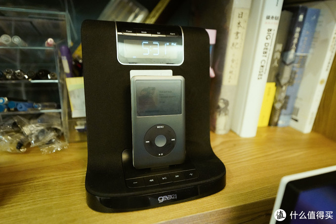 ipod音箱底座+iPod Classic