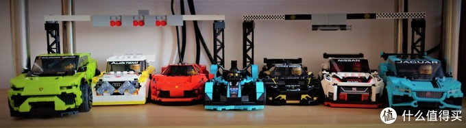 小金牛来了!——LEGO 乐高超级赛车系列76899 兰博基尼套装