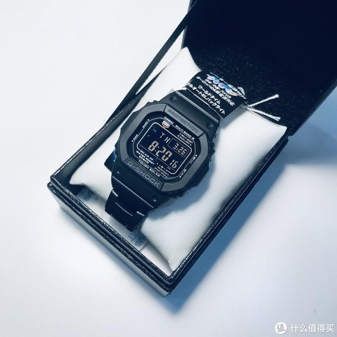 G-SHOCK GW-M5610-1B