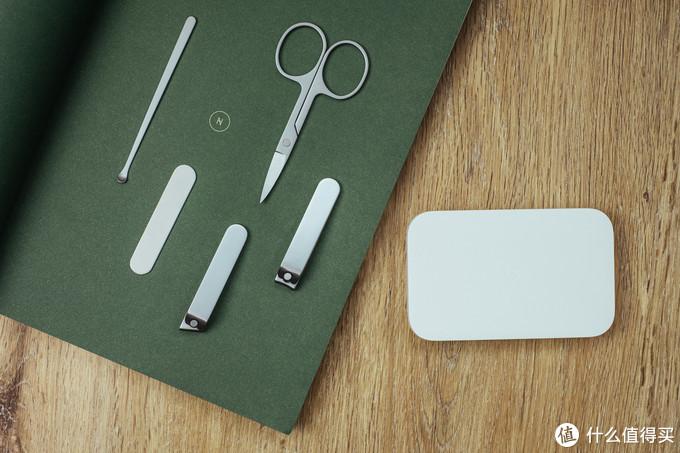用这款小物品来提升品质生活的精致:米家指甲刀五件套