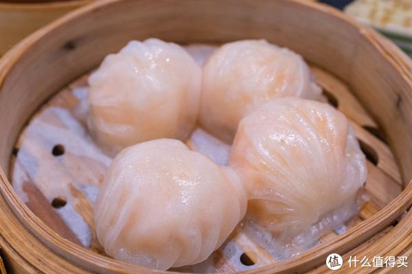 银灯的虾饺