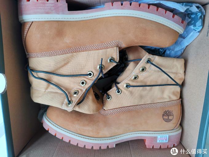 花一双踢不烂的钱,穿出两双鞋的造型——TimberlandA21B1晒单