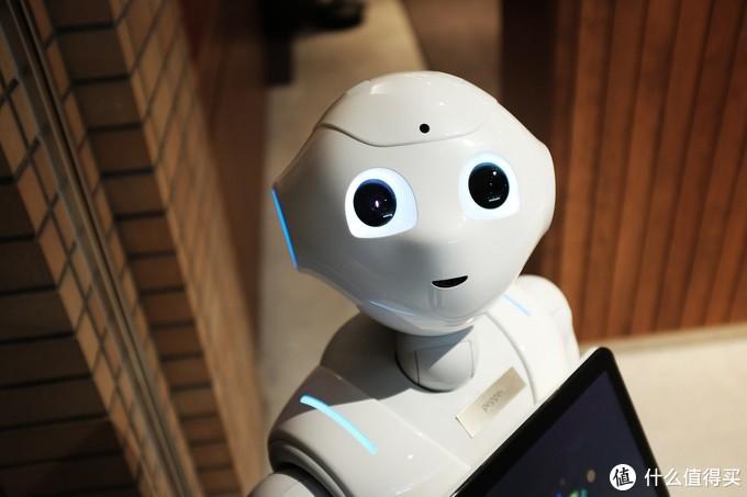 机器人的欢迎让你感觉温馨和体贴