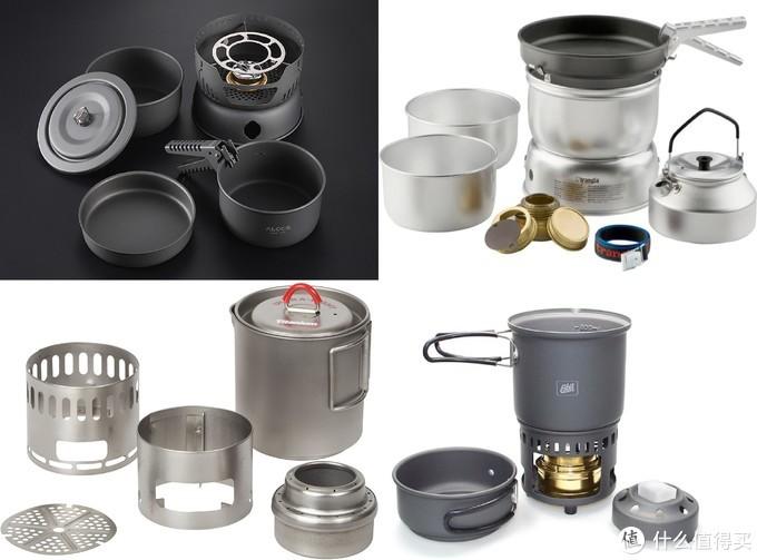炊具 酒精炉的行业标杆 - Trangia 25-4 UL