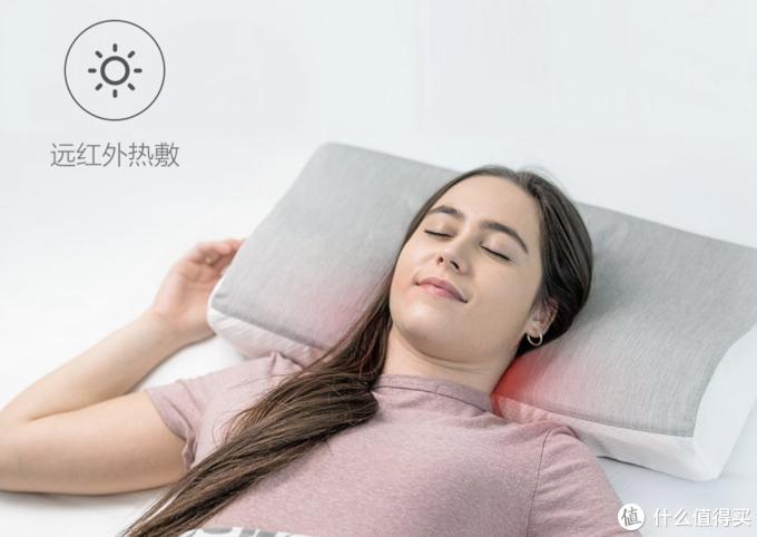 能热敷和听音乐的乳胶枕:小米有品上架水星简色助眠枕,售价369元起~