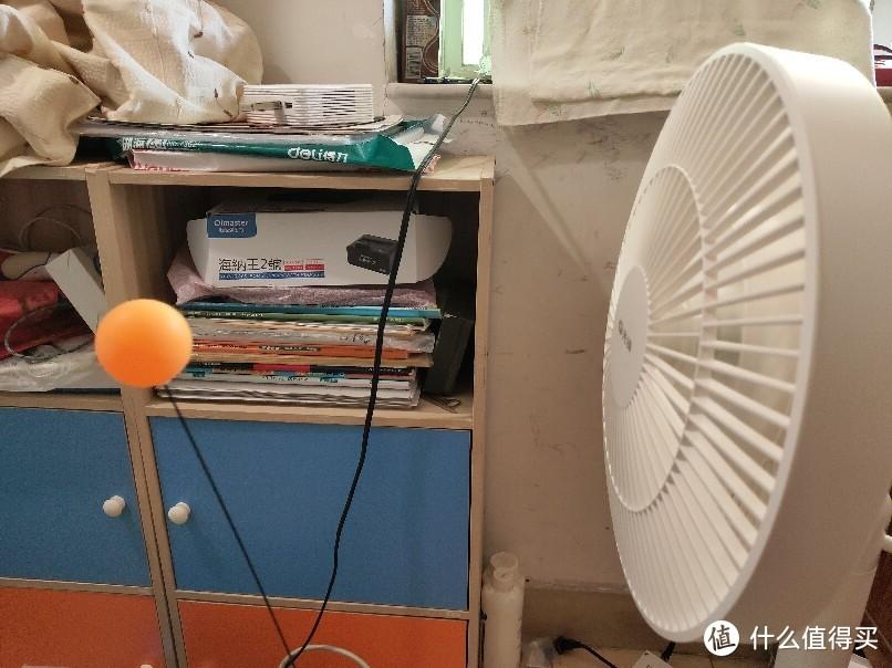 最便宜的直流风扇?先锋S6空气循环扇评测