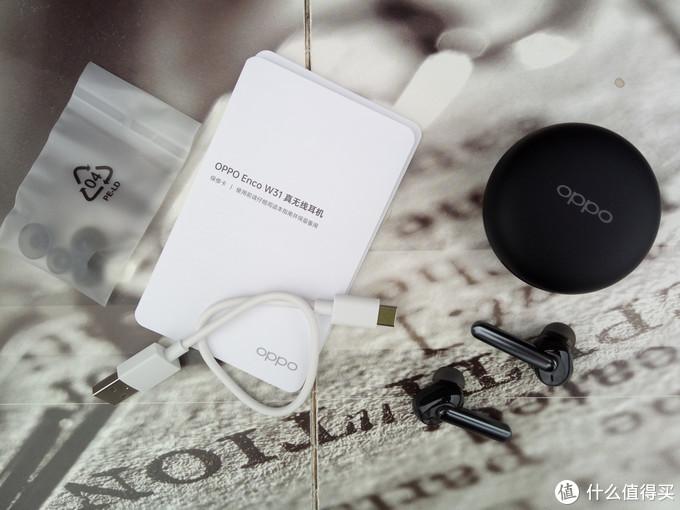 低延时听歌更带感,OPPO Enco W31无线耳机体验