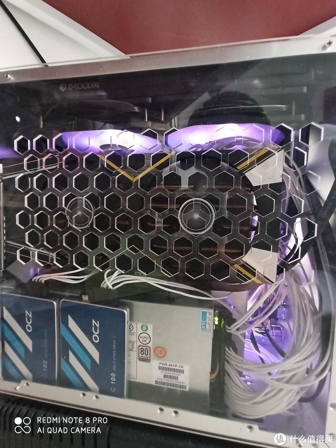 分享一款怪物级ITX机箱&装机实测(MATX主板用户看过来)