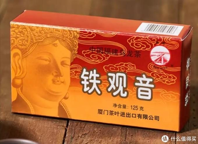 说说我喝的乌龙茶-价廉物美的海堤茶