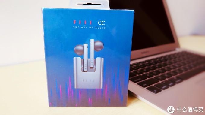 轻巧随身,颜值在线,FIIL CC 真无线蓝牙耳机开箱体验