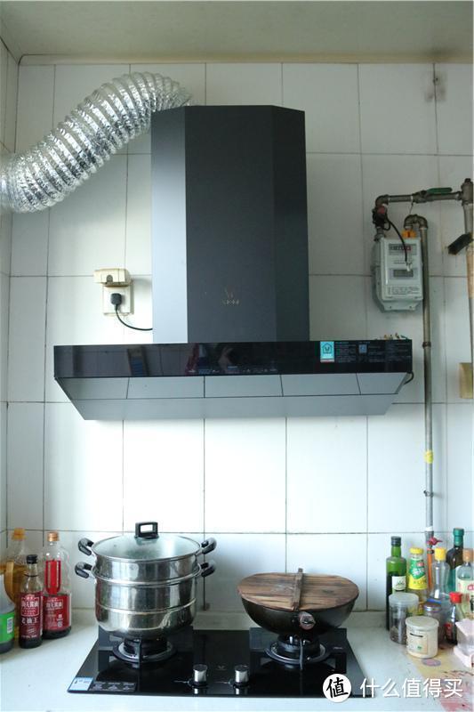 仅需1999,打造智能厨房!支持米家可联动,云米Flash烟灶套装体验