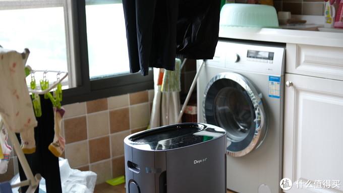 能净化、能除湿、能干衣,一机即可——德业除湿净化多功能一体机