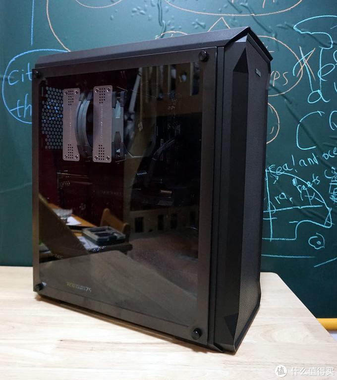 """""""3D建模渲染"""",我设计师朋友的8K预算的主机,3900X配合2070S,主流游戏妥妥的"""