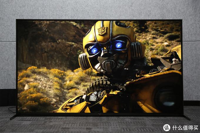 """索尼Z8H 图像模式设置为""""电影"""""""