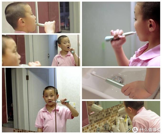 换牙期保护要牙齿很重要:菲莱斯K1儿童声波电动牙刷