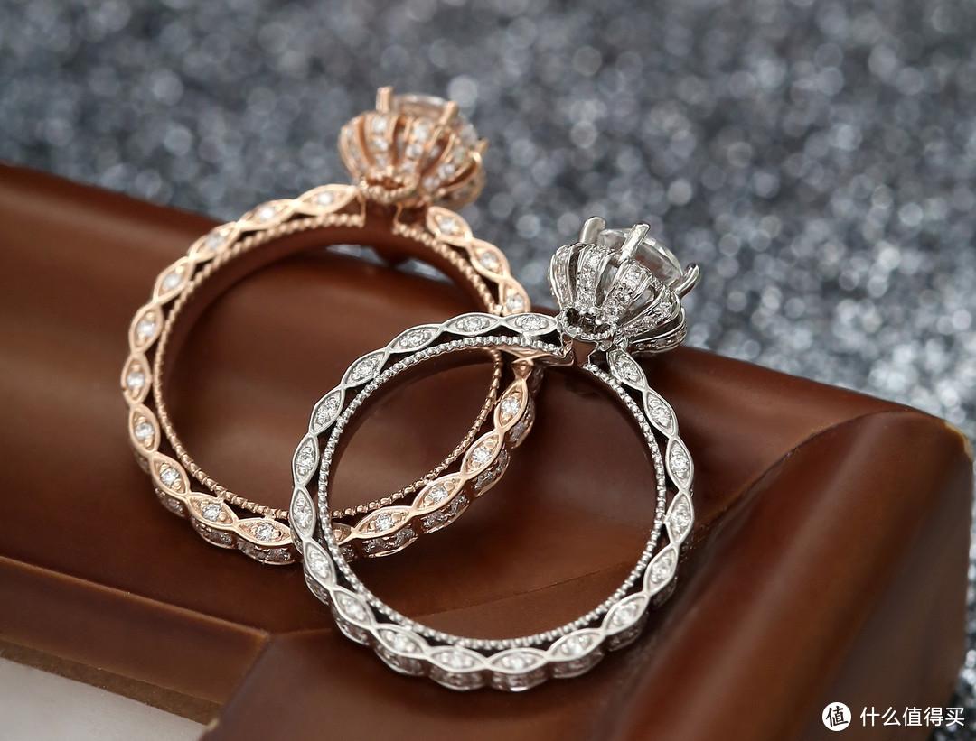 铂金和18K金的区别是什么?买钻戒应该选铂金还是18K金?